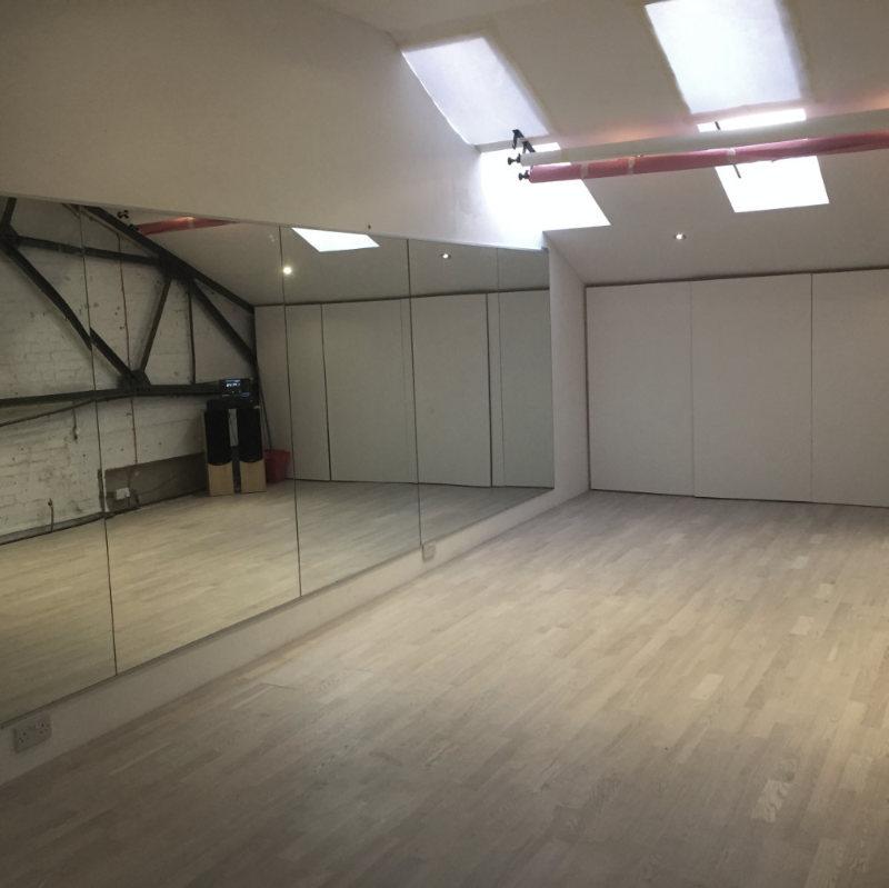 hone dance studio for hire